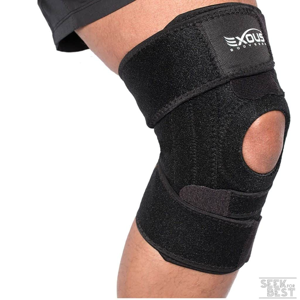 EXOUS Body Gear EX-701 Knee Brace