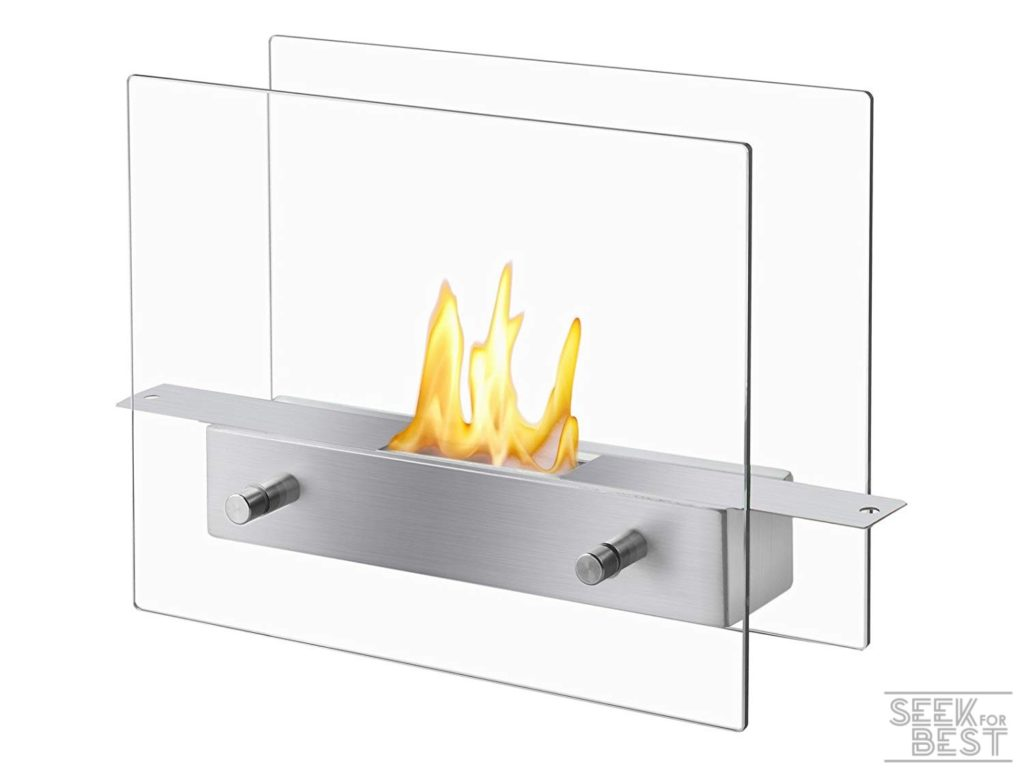 Ignis Tabletop Ventless Ethanol Fireplace
