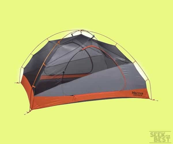 8. Marmot Tungsten Backpacking Tent With Footprint