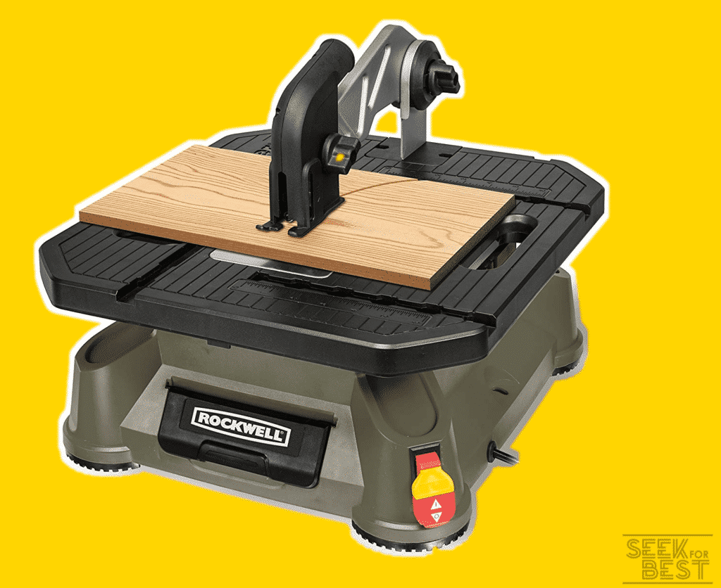 Rockwell BladeRunner X2 Tabletop Scroll Saw