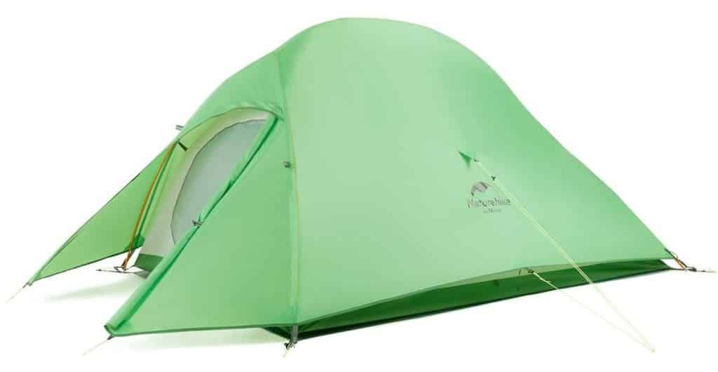 1. Naturehike Cloud-Up 3-Person Tent