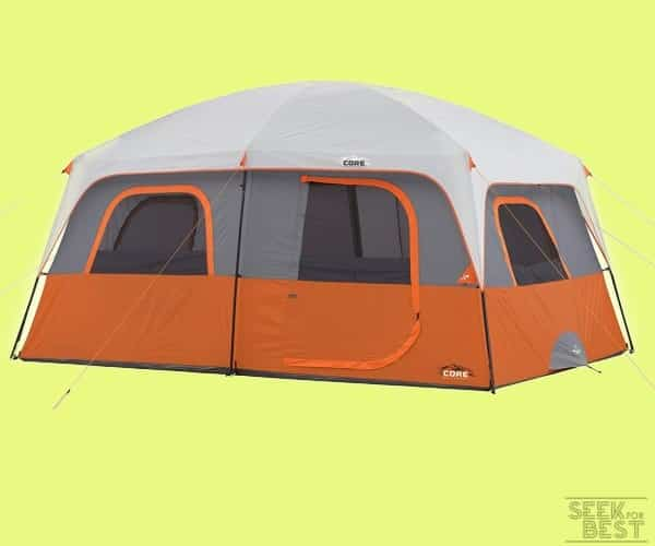 #1 CORE Straight Wall Cabin Tent