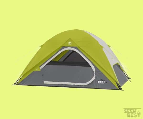 CORE 4-Person Instant Dome Tent