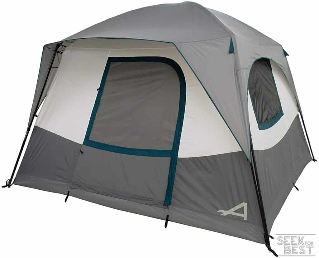2. ALPS Mountaineering Camp Creek 6-Person Tent