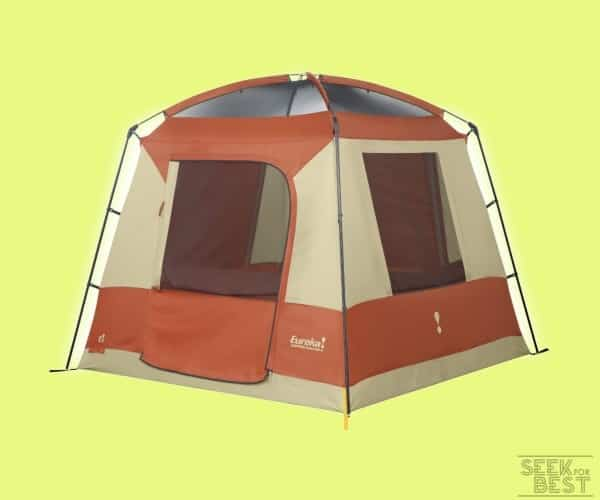 Eureka! Copper Canyon 4-Person Tent