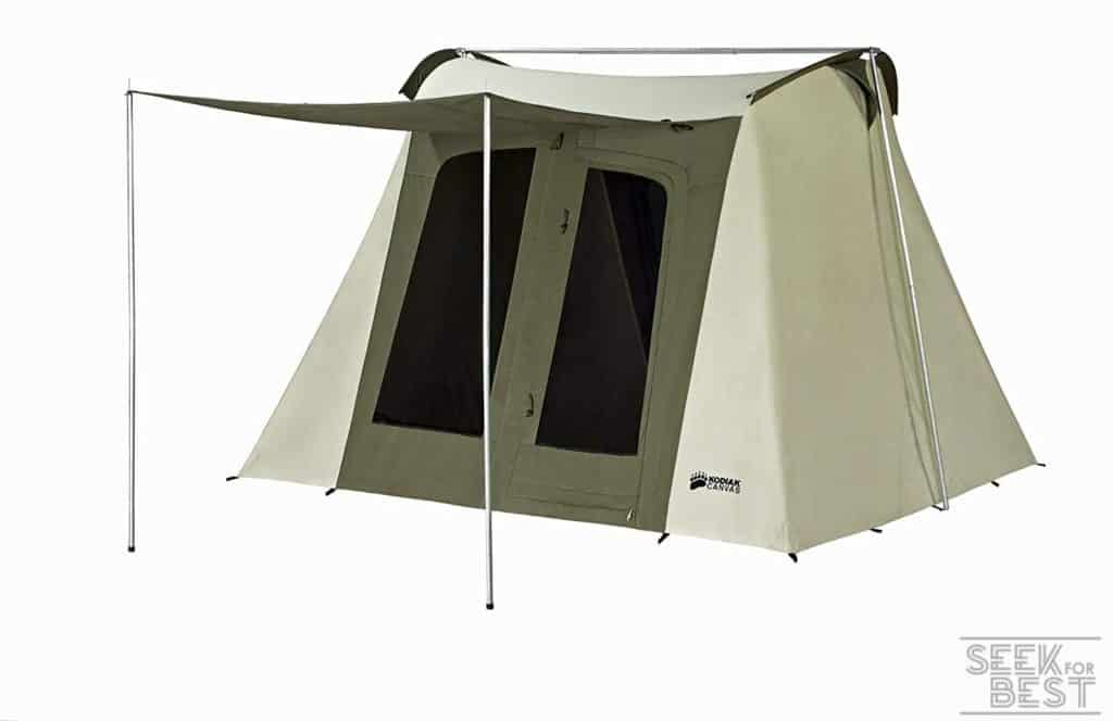 4.Kodiak Canvas Flex-Bow 6-Person Tent