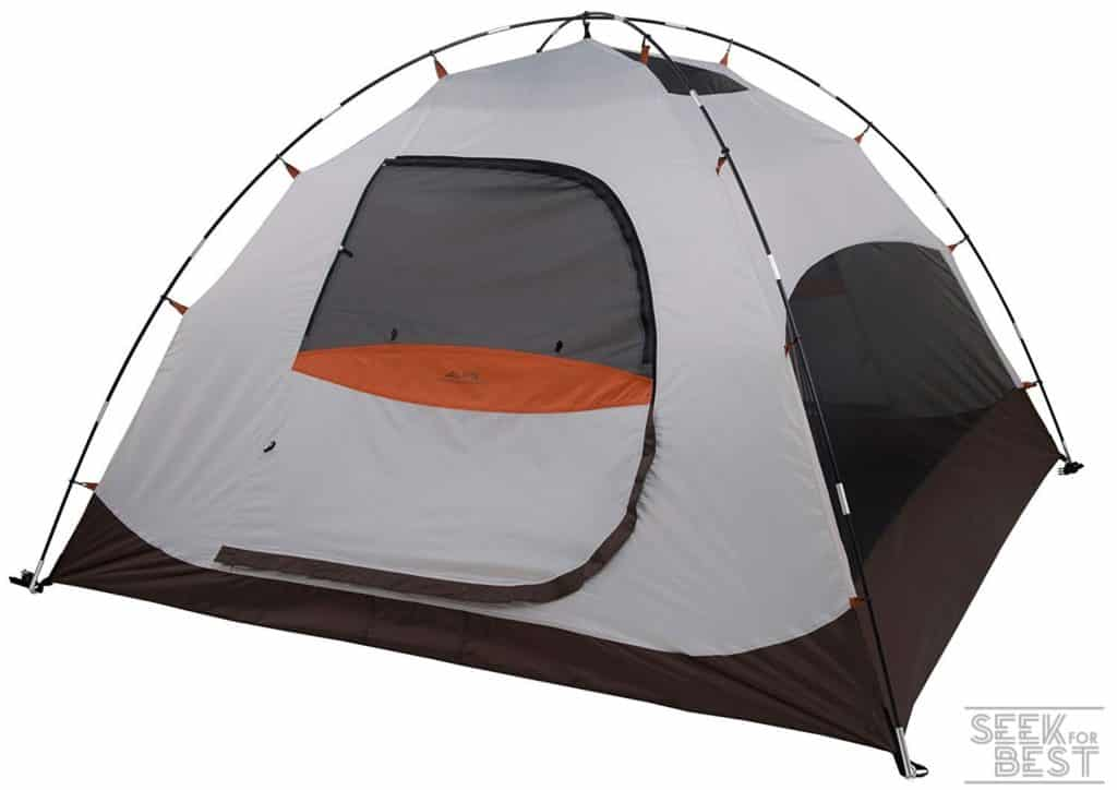 4. ALPS Mountaineering Meramac 3-Person Tent