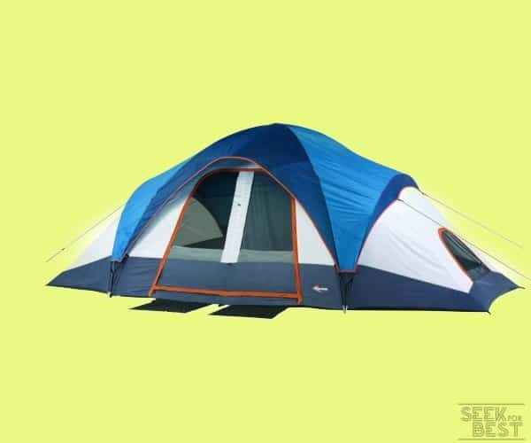 #4 Mountain Trails Grand Pass Tent