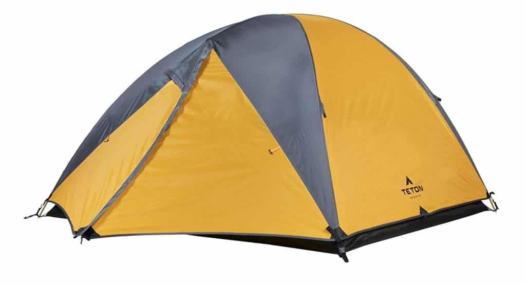 5.TETON Sports Mountain Ultra Tent