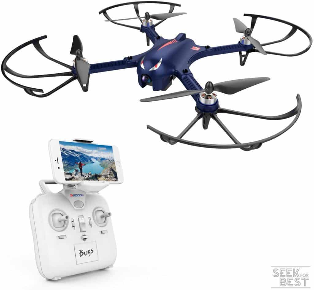 5. DROCON Drone for Beginners