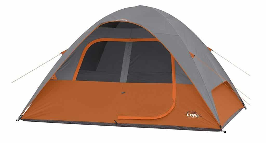 6. CORE 6-Person Dome Tent