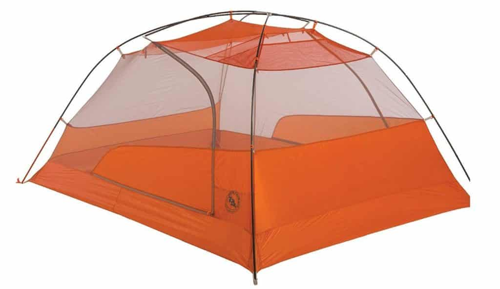 6. Big Agnes Copper Spur HV UL Backpacking Tent