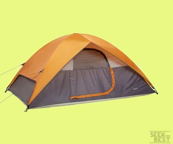 AmazonBasics 4-Person Tent