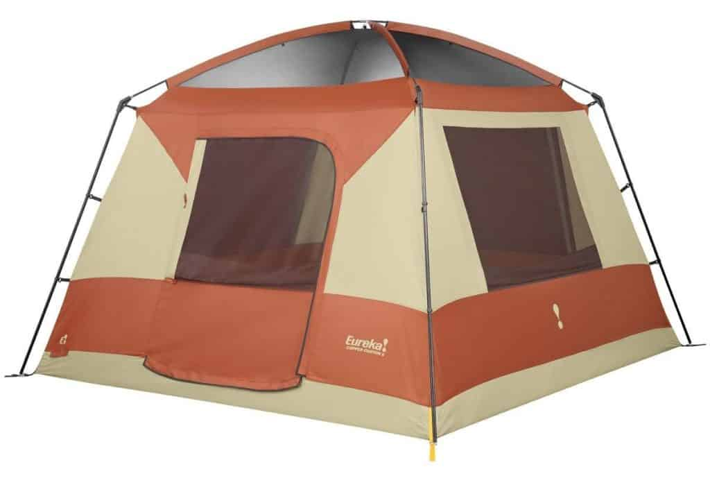 8. Eureka! Copper Canyon 6Person Tent
