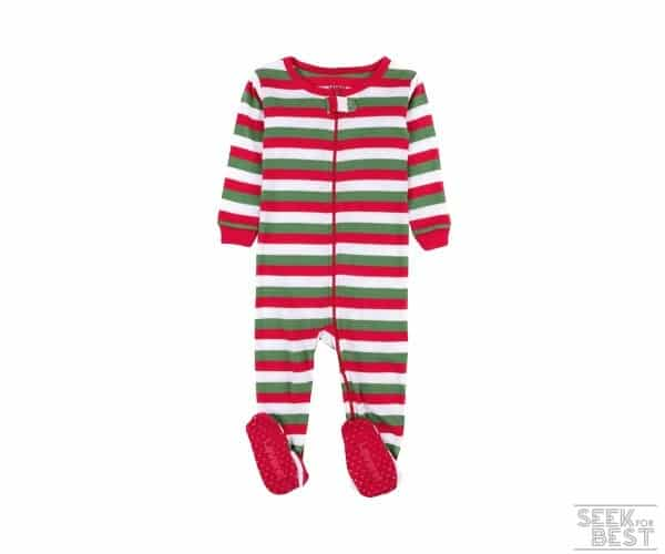 17. Leveret Striped Unisex Pajamas
