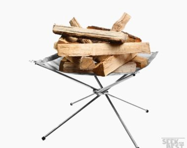 5. Rootless Portable Outdoor Fire Pit