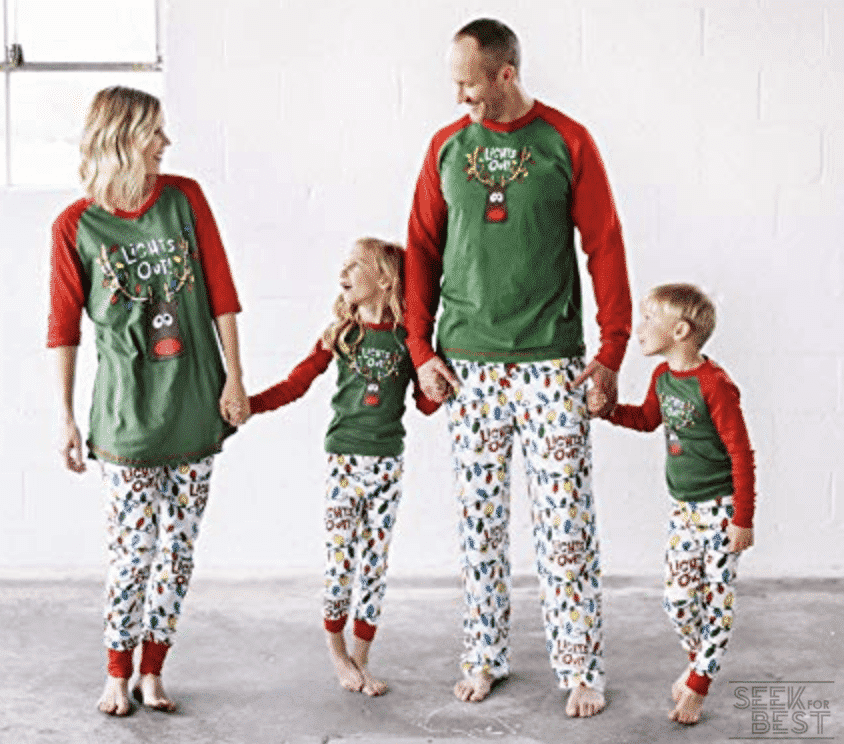 25. Family Matching Christmas Pajamas by LazyOne