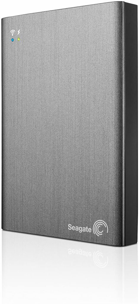 Seagate Wireless Plus 1TB Review (STCK1000100)