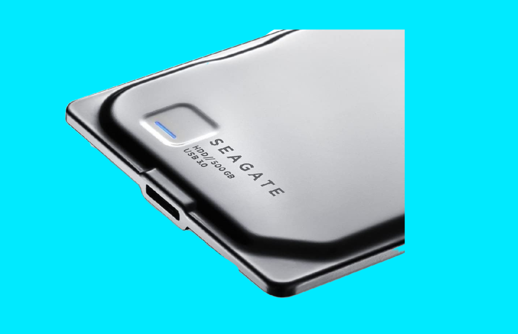 Seagate Seven 500 GB Portable Drive Review