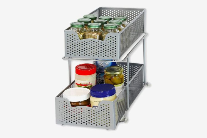Best Sliding Basket Organizer Drawers