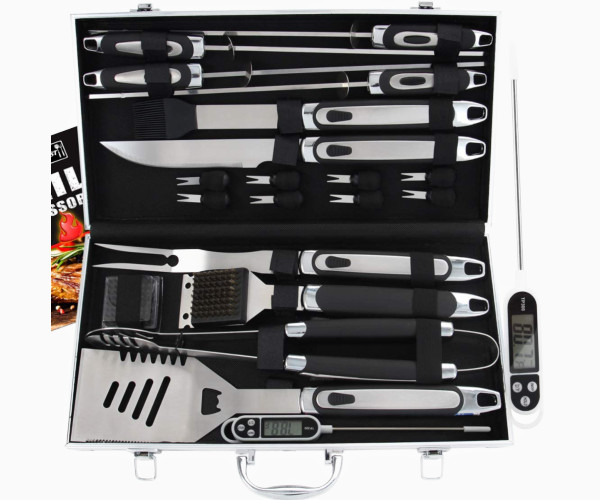 ROMANTICIST Grill Accessories Set