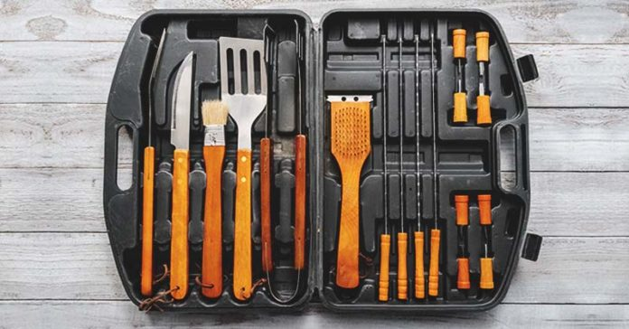 Best Grill Tool Sets