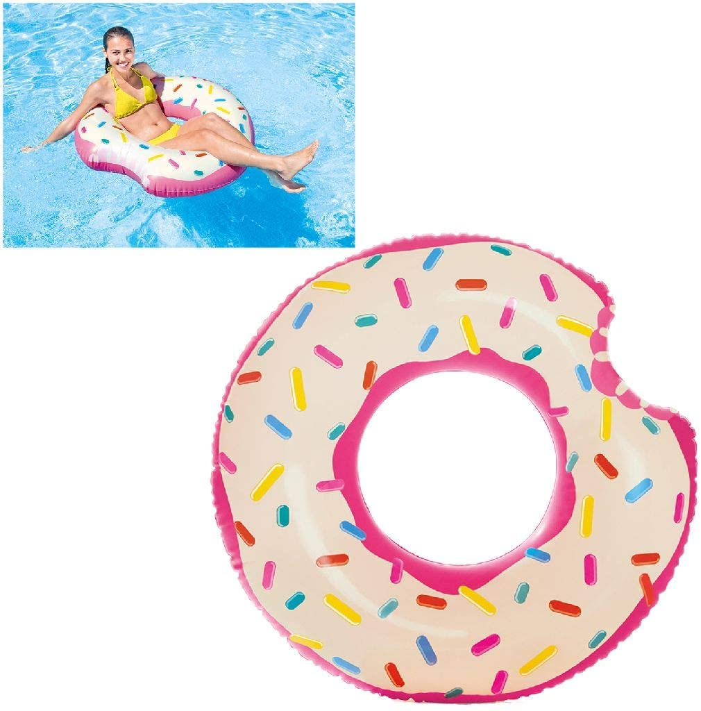 15. Intex Donut Inflatable Tube