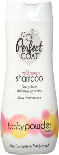 15. Perfect Coat Puppy Shampoo