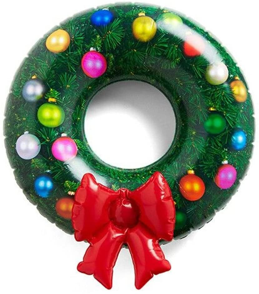 2. DCI Inflatable Wreath