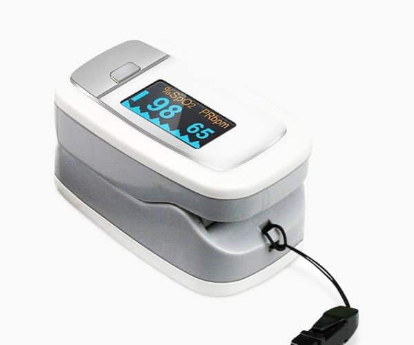 Easy@Home EHP50D1 Deluxe Pulse Oximeter
