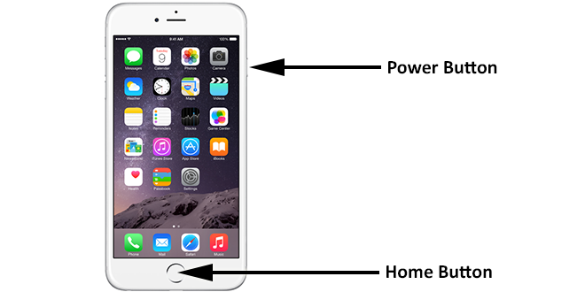 How to Take a Screenshot on Your iPhone 6