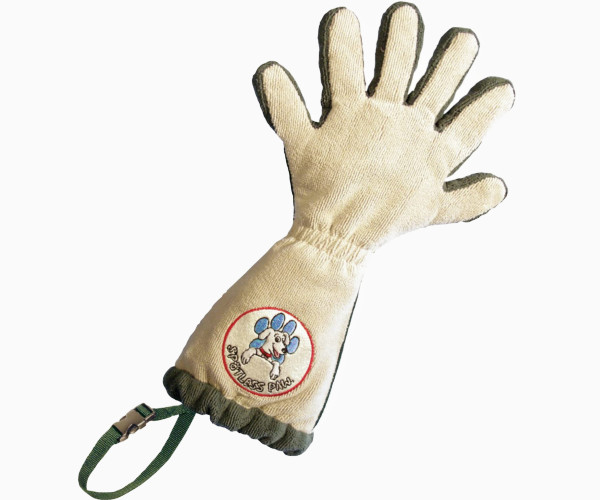 3. Dog Paw Cleaning Glove by Spotless Paw