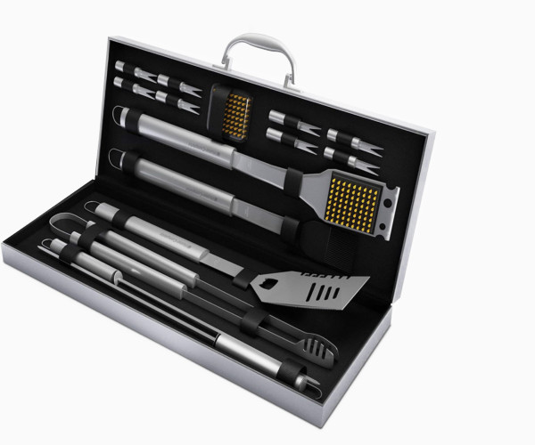 Home Complete Grill Tool Set