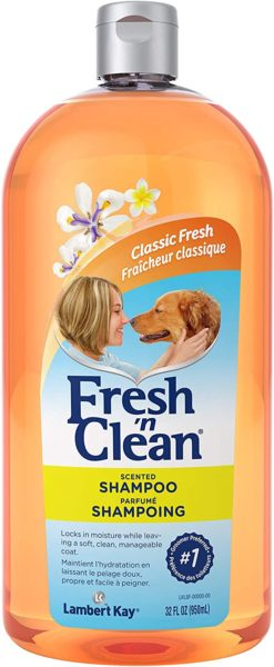 6. Fresh 'n Clean Scented Shampoo