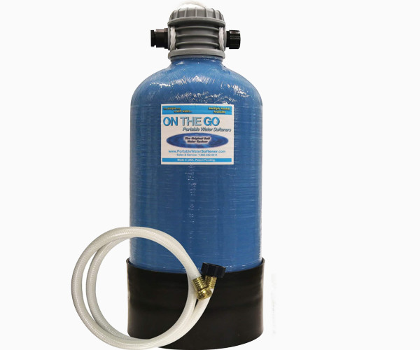 9. On The Go OTG4-DBL Portable Water Softener