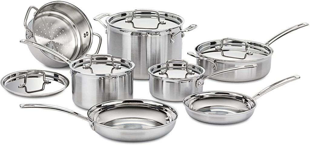 Cuisinart MCP-12N12 Piece Review