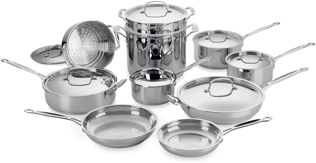 Cuisinart 77-17 Chef's Classic 17 Piece Review