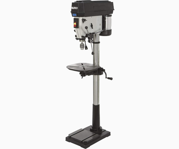 10. Klutch 17in. Floor Mount Drill Press Review