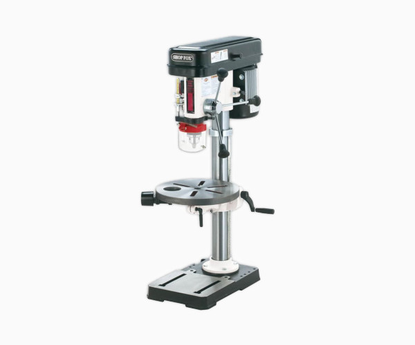 3. Shop Fox W1668 ¾-HP 13-Inch Table-Top Drill Press/Spindle Sander