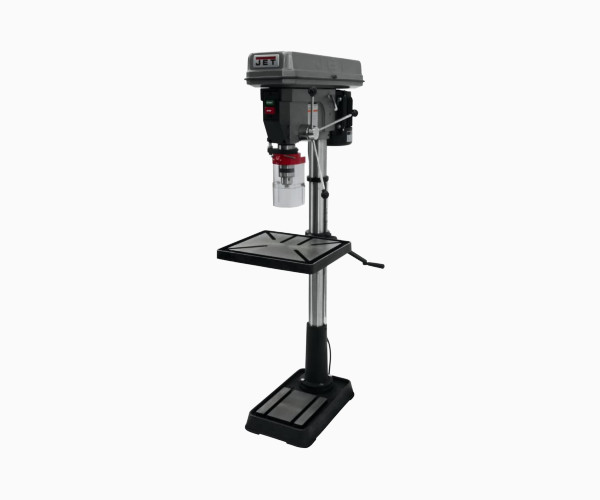 9. JET 354170/JDP-20MF 20-Inch Ground Drill Press Review