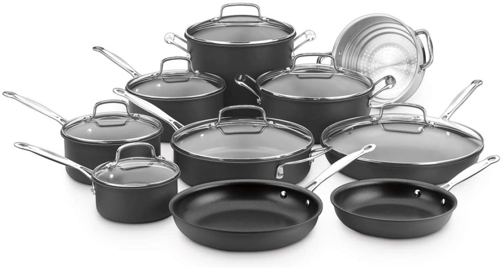 Cuisinart 66-17 Non-stick 17 Piece Review